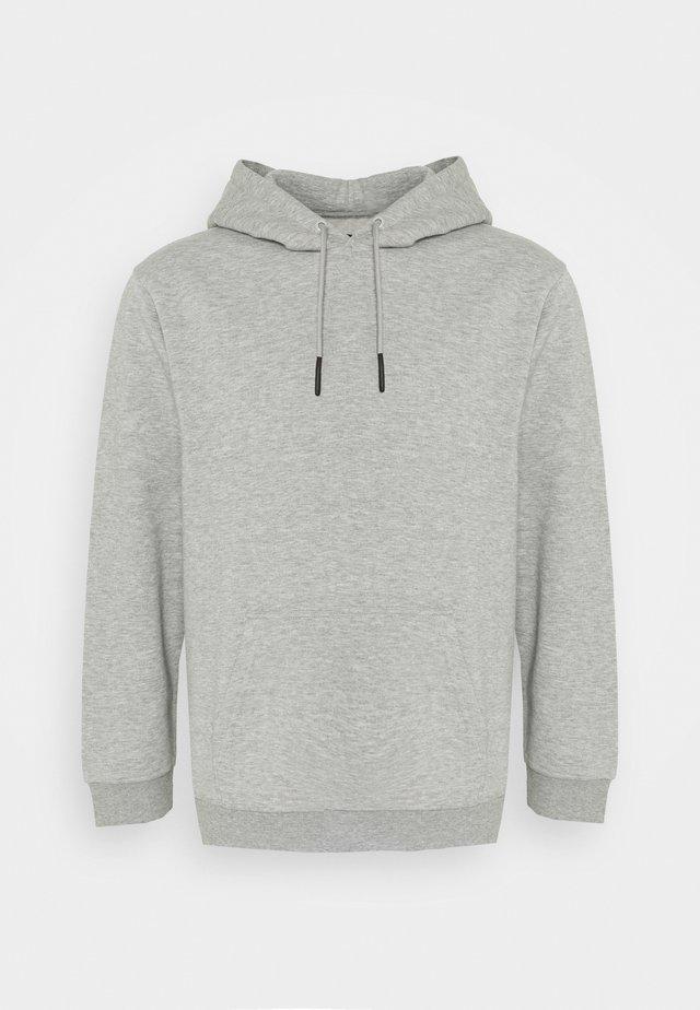 ONSCERES LIFE HOODIE PLUS - Hoodie - light grey melange