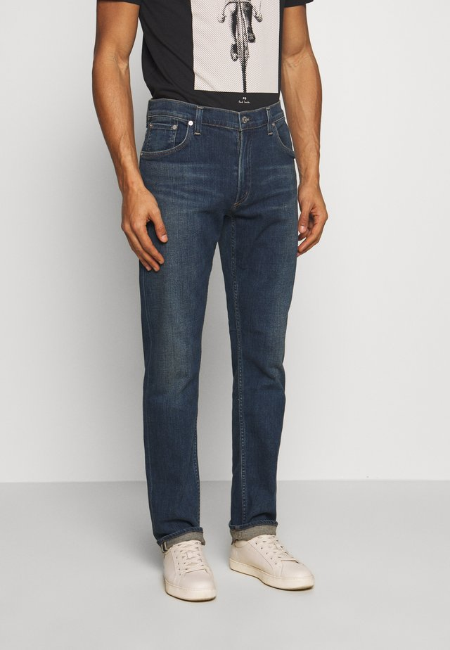 THE BOWERY - Slim fit jeans - barent