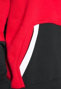 Nike Sportswear - AIR HOODIE - Hoodie - university red/black/white - 6