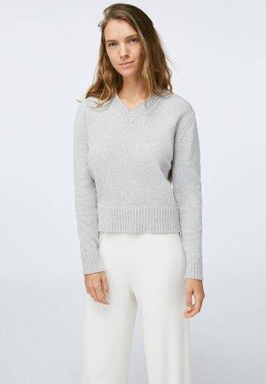 CHENILLE  - Jumper - grey
