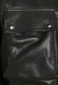 Belstaff - TRIALMASTER PANTHER JACKET - Veste en cuir - black - 3