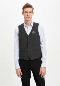DeFacto - Suit waistcoat - anthracite - 2