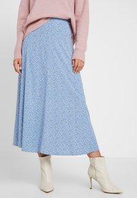 Envii - ENPAPEDA SKIRT - A-line skirt - provence floral - 0