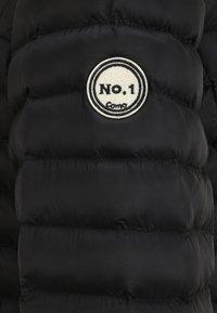 No.1 Como - ANTONETTA - Winterjas - black - 4