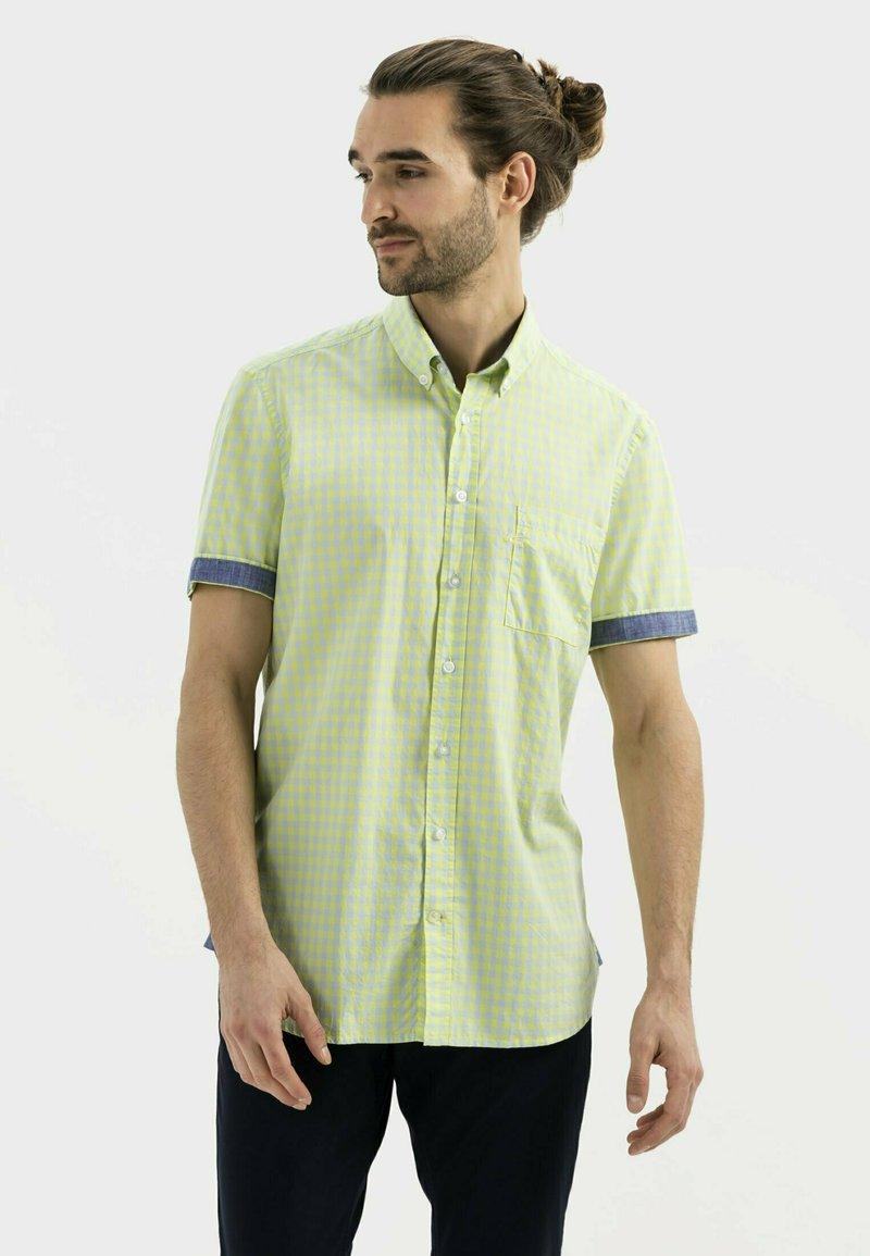 camel active - Shirt - limone