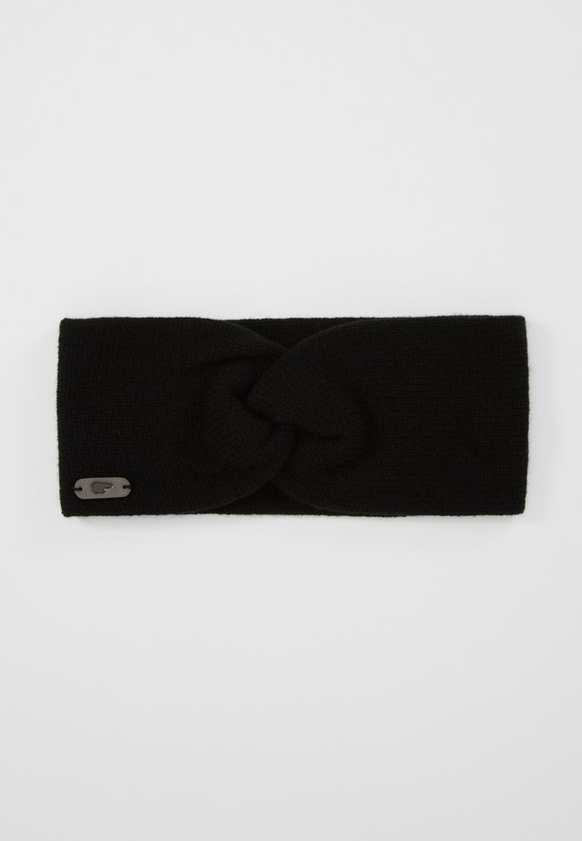 BIRLA - Ear warmers - schwarz