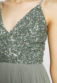 Lace & Beads Tall - IRINA MIDI TALL - Koktejlové šaty/ šaty na párty - mint - 5