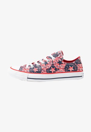 CHUCK TAYLOR ALL STAR - Trainers - university red/white/obsidian