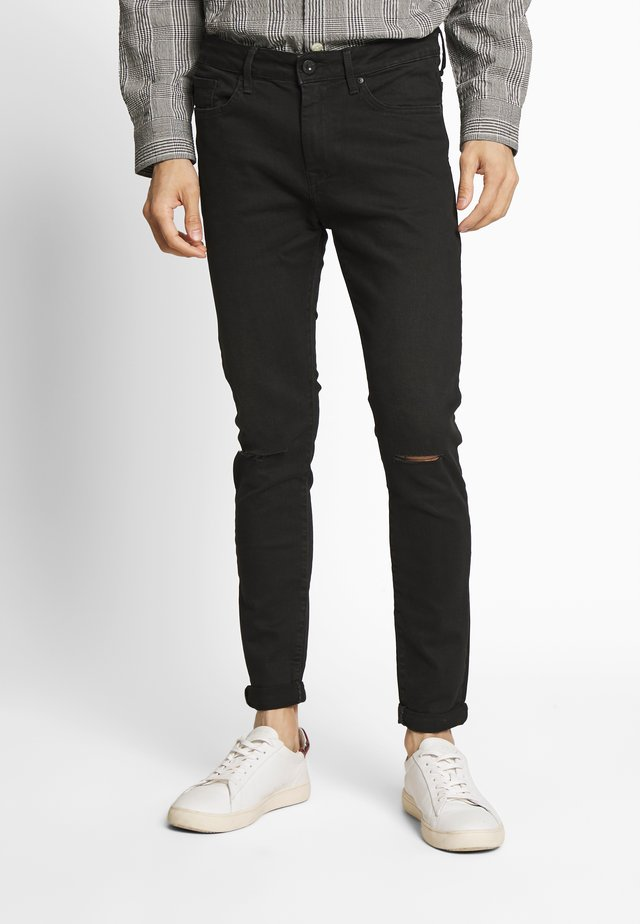 HARRY - Džíny Slim Fit - black
