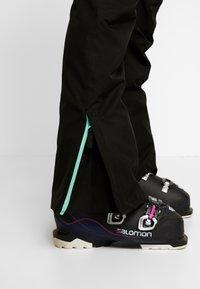 OOSC - WOMENS PANT - Snow pants - black - 6