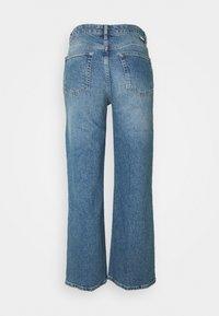 Boyish - MIKEY WIDE LEG - Jeans a zampa - mirror - 1