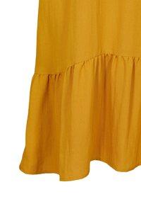 Zizzi - VMACY DRESS - Jersey dress - HARVEST GOLD - 3