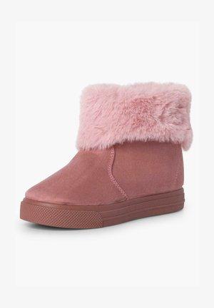 Bottes de neige - rosa