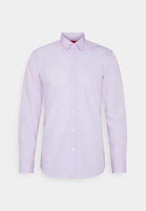 ELISHA - Formal shirt - light pastel purple