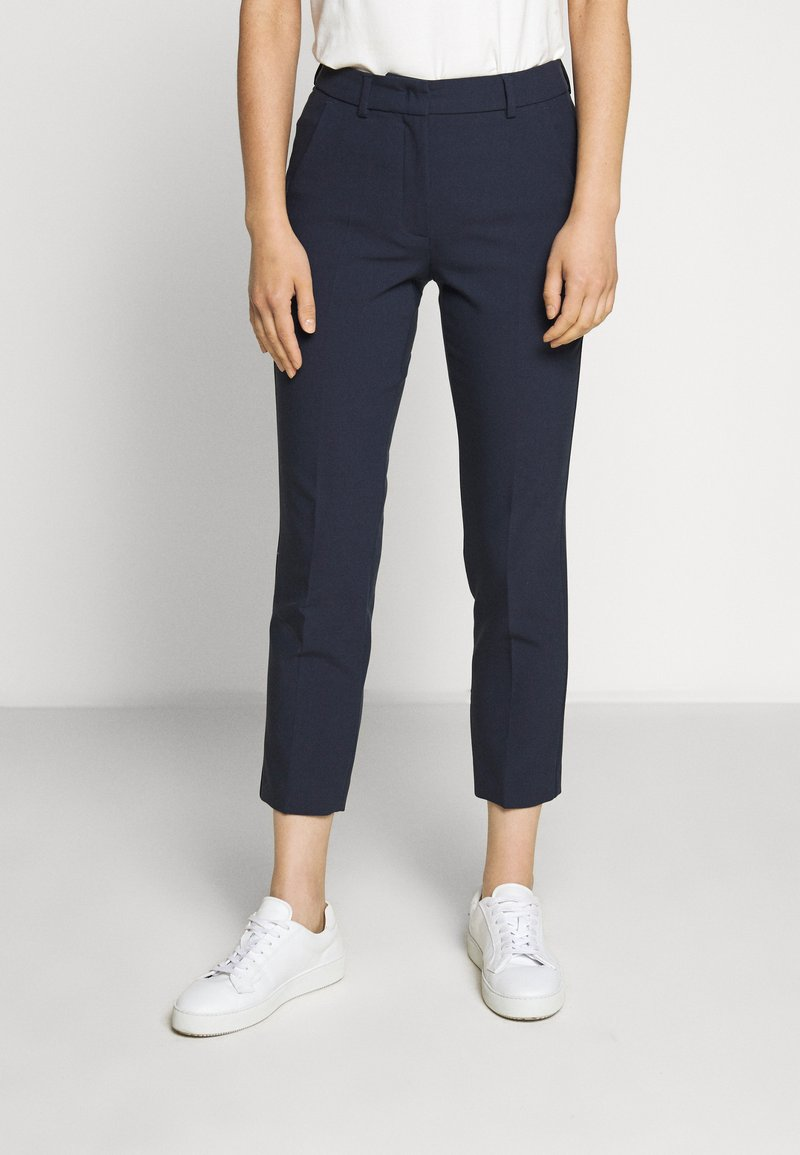 WEEKEND MaxMara - SALATO - Trousers - dark blue