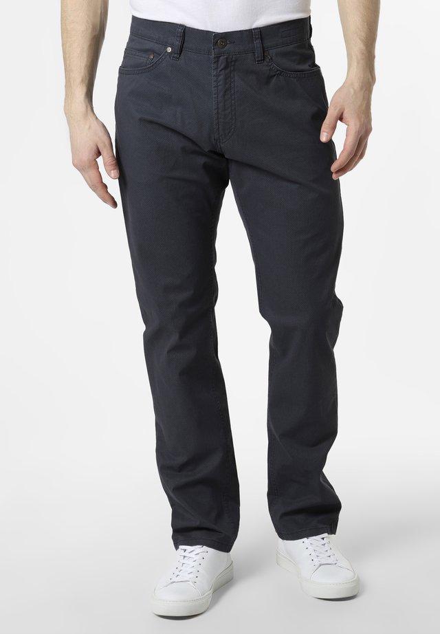 Trousers - marine anthrazit