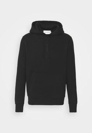 INSTIT SEASONAL BACK LOGO HOODIE UNISEX - Sweatshirt - black