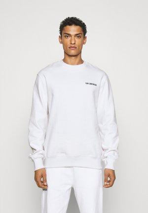 CASUAL CREW - Sweatshirt - white