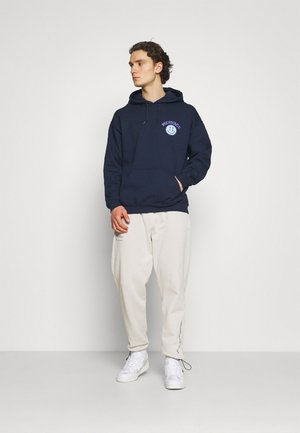 TWISTED HOODIE UNISEX  - Hættetrøjer - blue