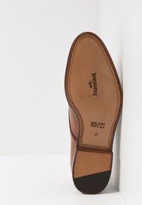 Franceschetti - Zapatos con cordones - luxanil noce scuro - 4