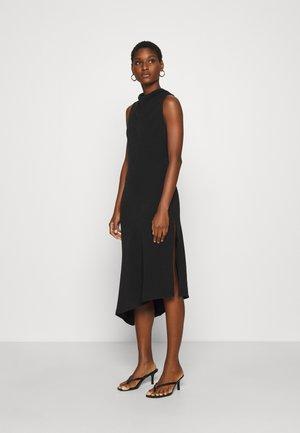 RISING DRESS - Shift dress - black