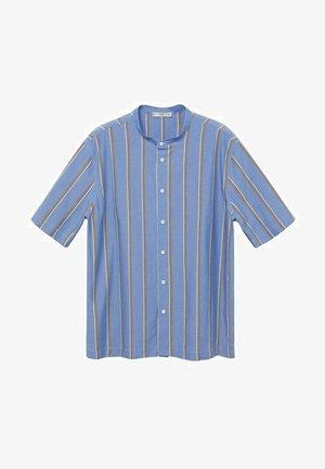 RAYURES - Pyjama top - bleu