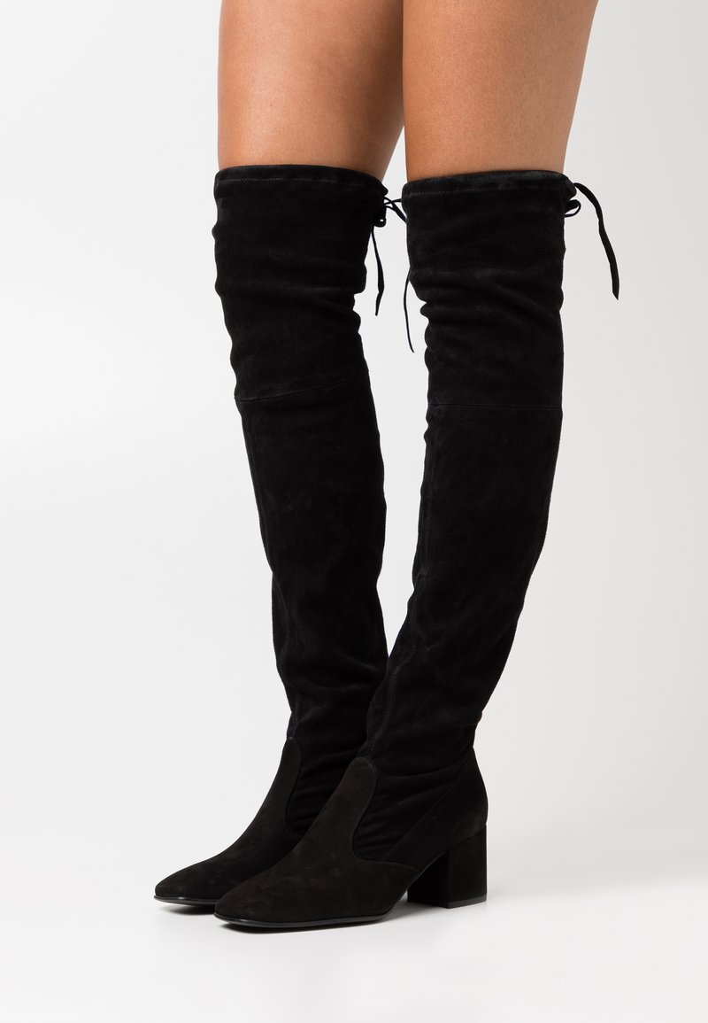 Högl - Over-the-knee boots - schwarz