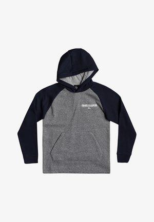 KOOL ENOUGH  - Hoodie - medium grey heather