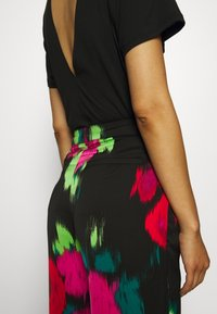 Who What Wear - WIDE LEG PANT - Trousers - multicolor - 3