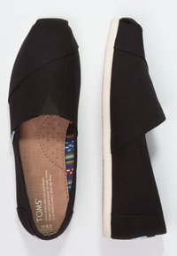 TOMS - CLASSIC - Slip-ons - black - 1
