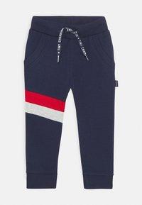 Noppies - REGULAR FIT PANTS MABOPANE - Trousers - peacoat - 0