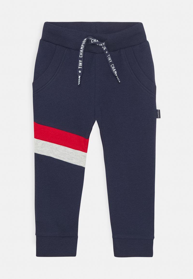 Noppies - REGULAR FIT PANTS MABOPANE - Trousers - peacoat