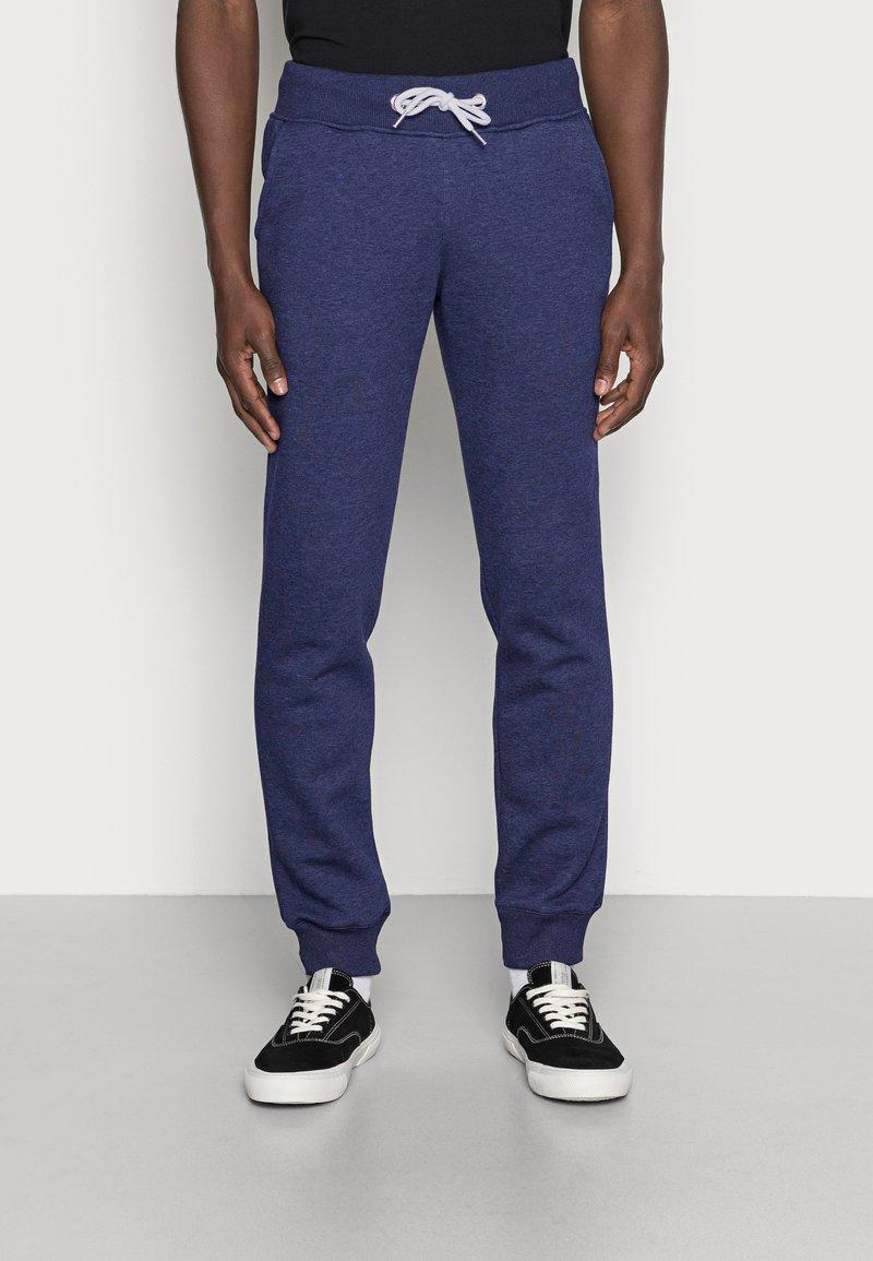Pier One - Teplákové kalhoty - mottled dark blue