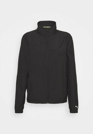 FIRST MILE WIND JACKET - Veste coupe-vent - black