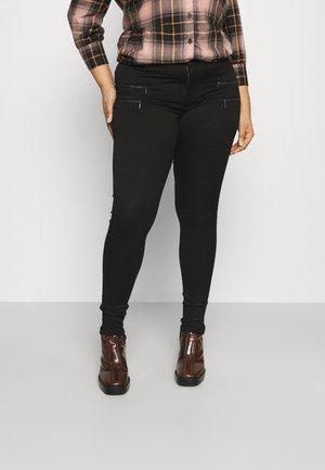 CARAUGUSTA LIFE ZIP - Jeans Skinny Fit - black