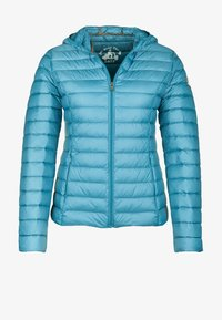 JOTT - CLOE - Gewatteerde jas - bleu canard - 0