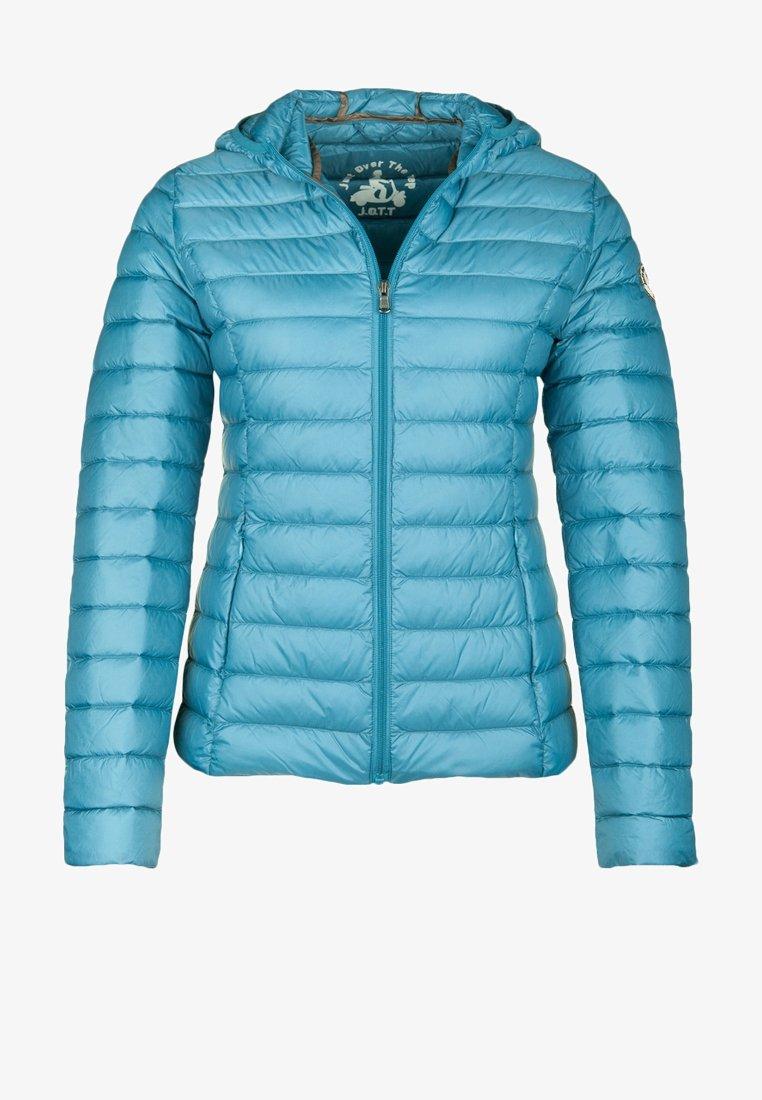 JOTT - CLOE - Gewatteerde jas - bleu canard