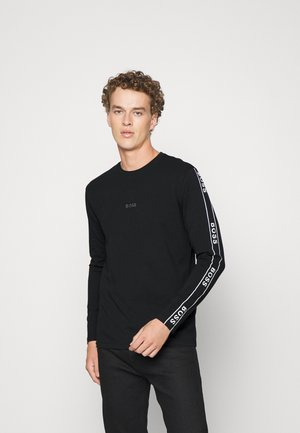 TWRAPPED - Long sleeved top - black