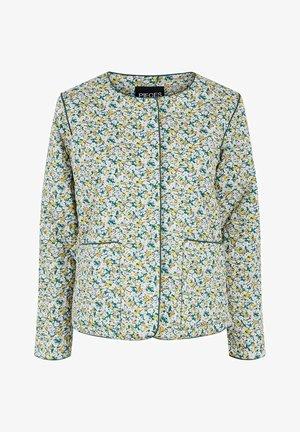 Summer jacket - emerald
