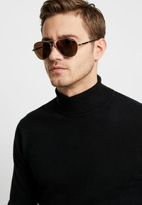 Mont Blanc - Sunglasses - gold-coloured/gold-brown - 1
