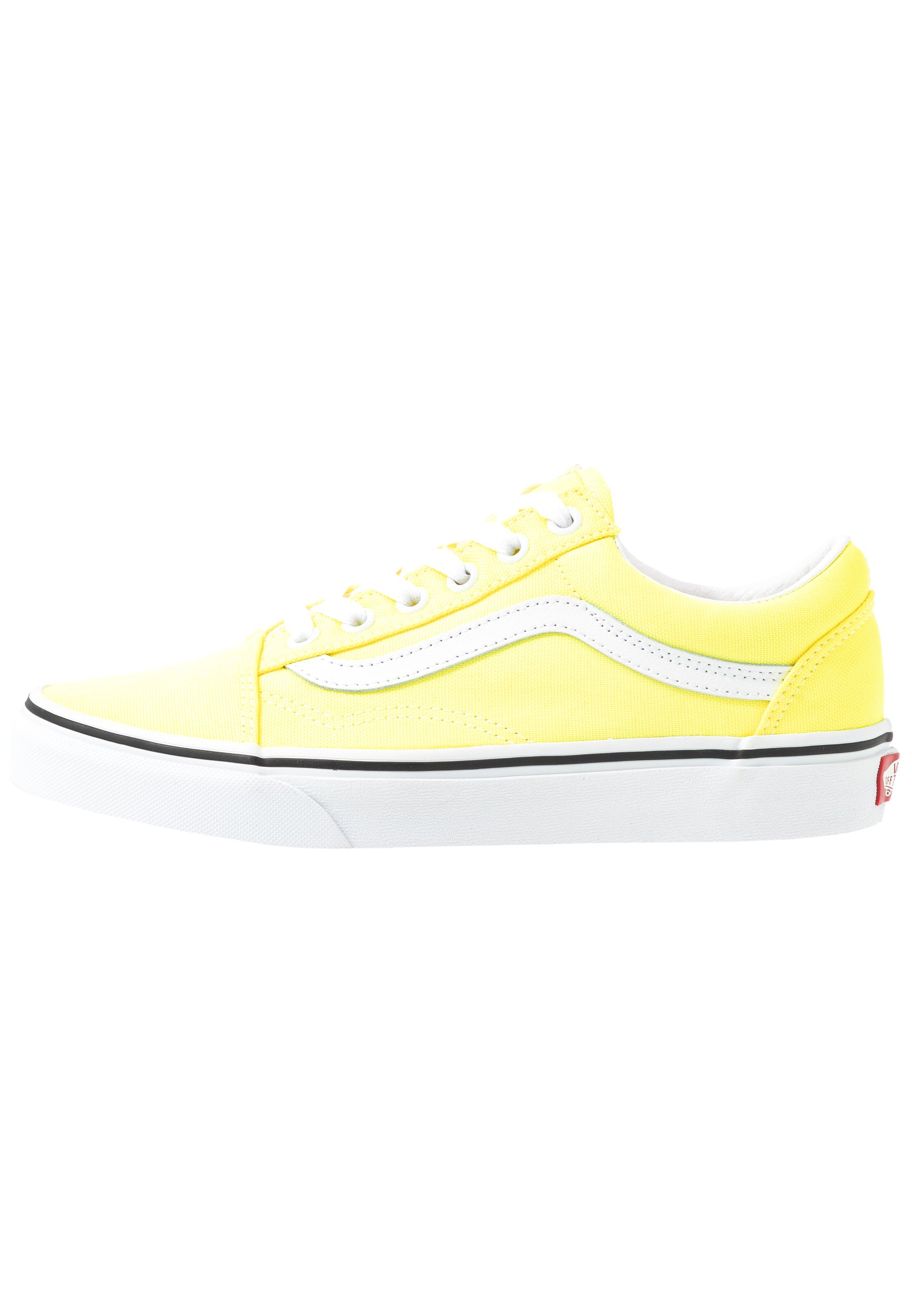 vans gialla