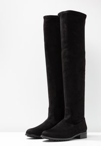 Esprit - STEVY - Over-the-knee boots - black - 4