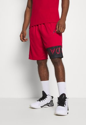 AIR SHORT - Sports shorts - gym red/black/black