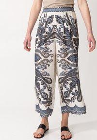 Indiska - Trousers - blue - 3