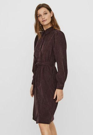 CORD - Shirt dress - winetasting
