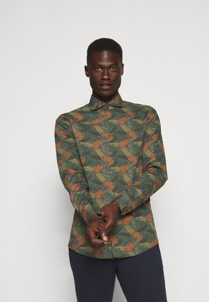 HANJO - Camicia - dark green