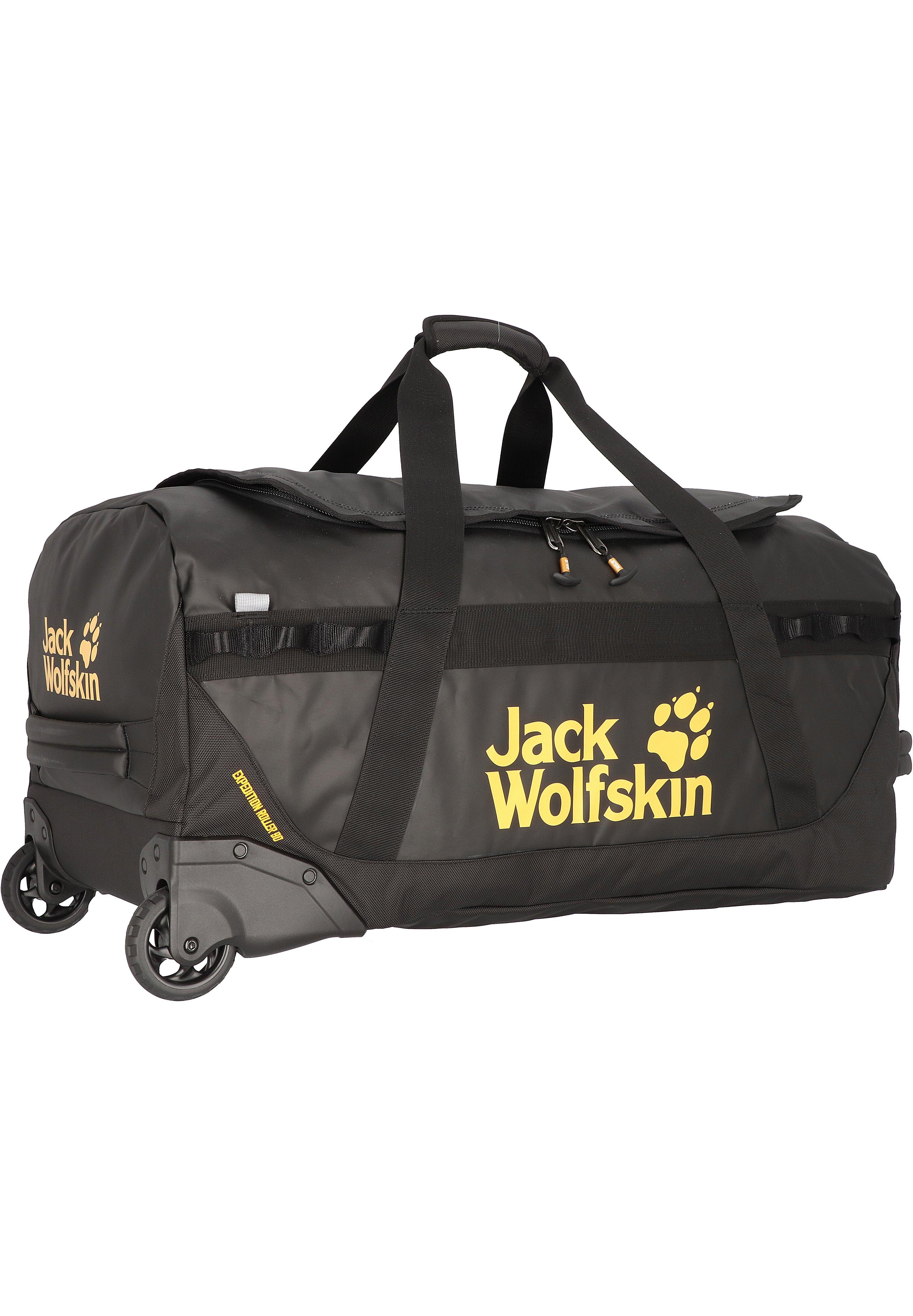 Jack Wolfskin Kofferset - black/schwarz - Herrentaschen yF3VW