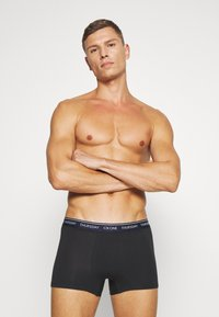 Calvin Klein Underwear - DAYS OF THE WEEK TRUNK 7 PACK - Onderbroeken - black - 6