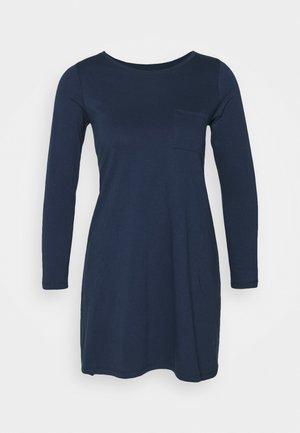 LONG SLEEVE - Long sleeved top - steel blue