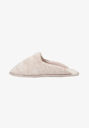 BASIC CHENILLE - Slippers - rose